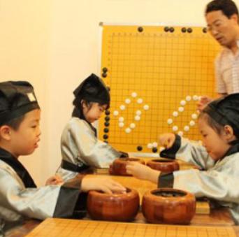 弈智围棋早教