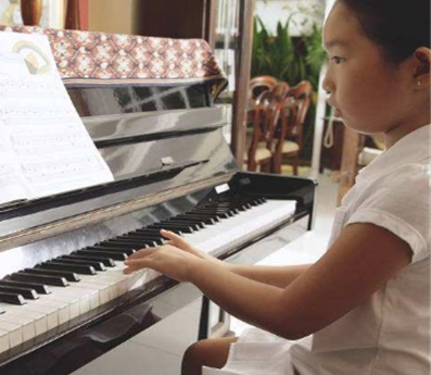 哈妮钢琴培训中心